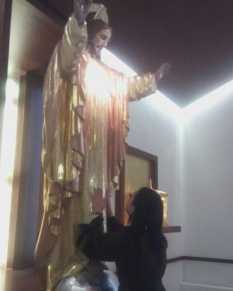 Hna. María del Amor Misericordioso