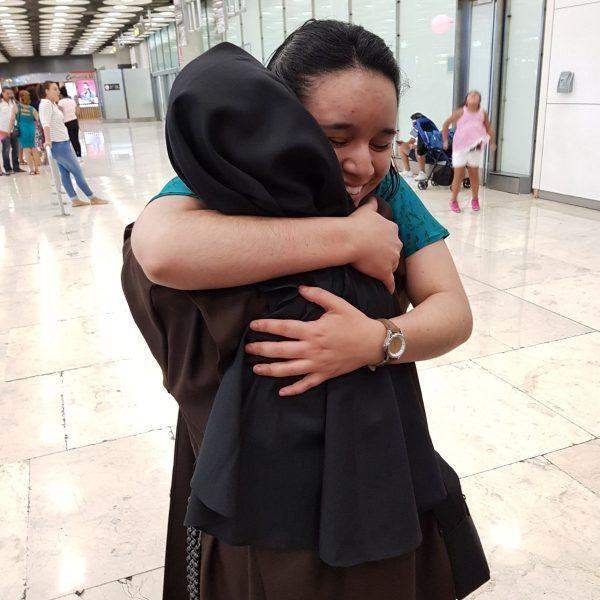 Una Carmelita Samaritana más…