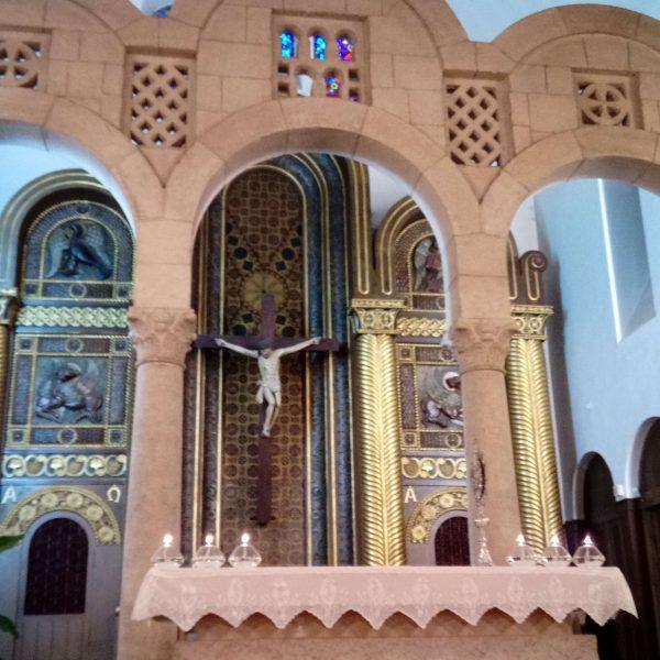 Primera Charla Cuaresmal en la Parroquia de San Julián de Somió