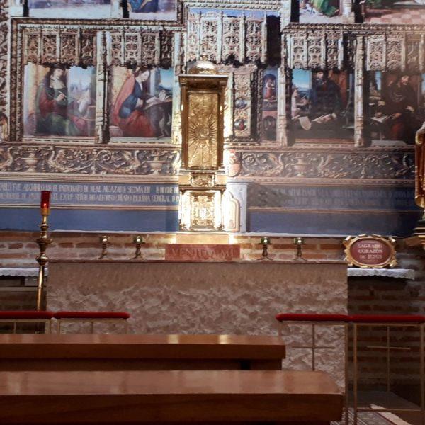 Retiro de Cuaresma en la Parroquia de Viana de Cega