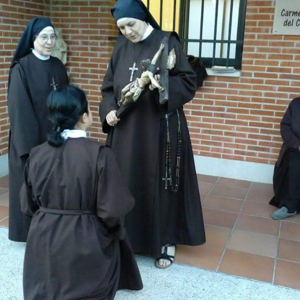 Una nueva Carmelita Samaritana