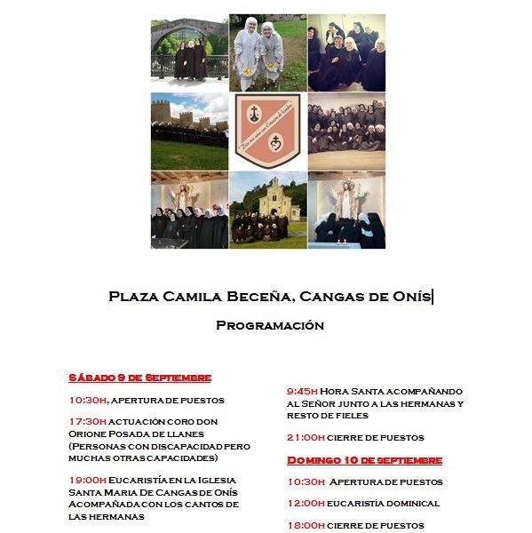 Feria Samaritana en Cangas de Onís