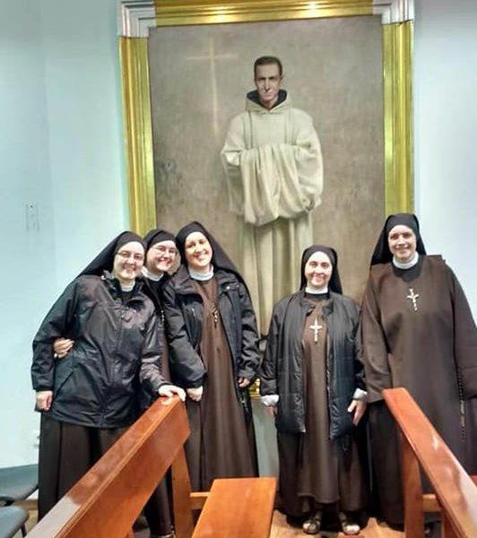 Retiro en la parroquia de San Rafael Arnáiz en Sanchinarro (Madrid)